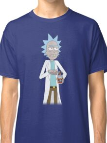 Rick & Morty - Muff Beer Classic T-Shirt