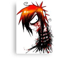 EMO- Chosen Chained One Canvas Print