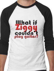 What if Ziggy couldn't play guitar? Men's Baseball ¾ T-Shirt