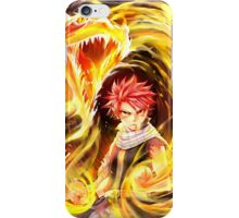Fairy Tail - Natsu Dragon Slayer iPhone Case/Skin