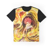 Fairy Tail - Natsu Dragon Slayer Graphic T-Shirt