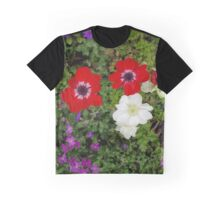 The Flowers That Bloom In The Spring. Tra La! Graphic T-Shirt