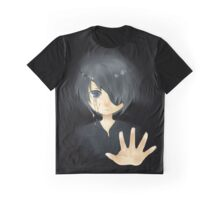 EMO- Eye Patched Crying Babe Graphic T-Shirt