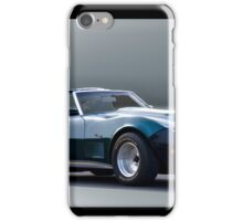 Chevrolet C3 Corvette Stingray iPhone Case/Skin