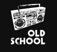 Old School - Boom Box Unisex T-Shirt