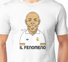 Ronaldo Luiz, Real Madrid Unisex T-Shirt