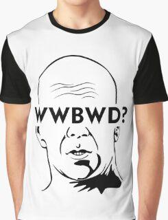 WWBWD? Graphic T-Shirt
