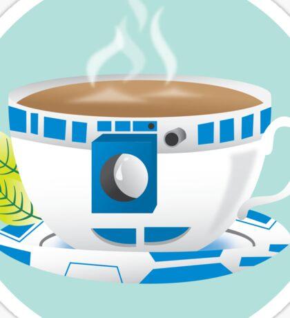 R2-TEA2 Sticker