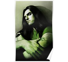 type o negative green peter steele Poster