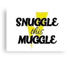 SnuggMugg Canvas Print