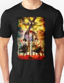 Death Note - L & Light Yagami T-Shirt