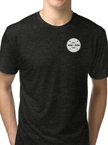 Robron Est. 2014 (tiny corner design) - TEES & HOODIES Tri-blend T-Shirt