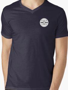 Robron Est. 2014 (tiny corner design) - TEES & HOODIES Mens V-Neck T-Shirt