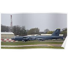 USAF B-52 STRATOFORTRESS Poster