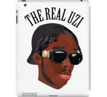 THE REAL UZI iPad Case/Skin