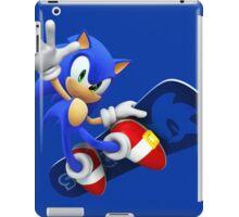 Sonic Snowboard iPad Case/Skin