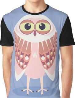 OWL SCOWL  Graphic T-Shirt