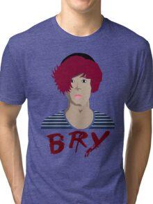 Bry - Portrait Tri-blend T-Shirt