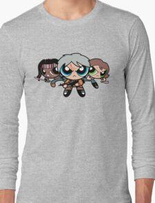 The Walkerpuff Girls Long Sleeve T-Shirt