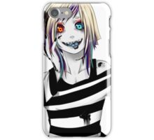 EMO- 45 in my head iPhone Case/Skin