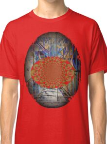 The Psychedelic Voice of the City of New York Interpreted Classic T-Shirt