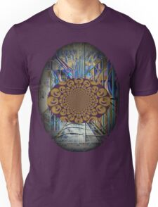 The Psychedelic Voice of the City of New York Interpreted Unisex T-Shirt
