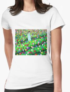 My Little Lou Womens Fitted T-Shirt