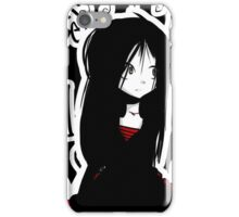 EMO- Apex Vagrant Girl iPhone Case/Skin