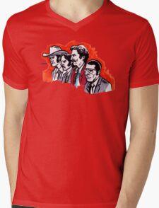 Whammie Mens V-Neck T-Shirt