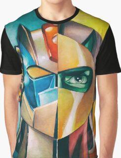 Grendizer Ufo Robot Graphic T-Shirt
