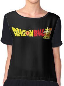 Dragon Ball Super Chiffon Top