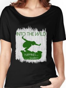 Into The Wild Women's Relaxed Fit T-Shirt