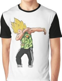 Vegeta is Dabbing Graphic T-Shirt