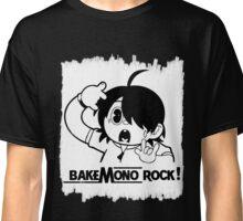 Araragi Koyomi Bakemonogatari Bakemono Rock! Classic T-Shirt