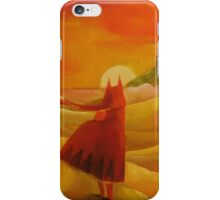 Journey Landscape iPhone Case/Skin