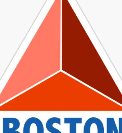 Boston Citgo sign Sticker
