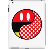 Mouse Yin Yang iPad Case/Skin