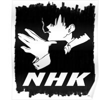 Welcome To The NHK Poster