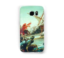 The Battle of Lepanto of 1571 waged by Don John of Austria Samsung Galaxy Case/Skin