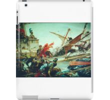 The Battle of Lepanto of 1571 waged by Don John of Austria iPad Case/Skin