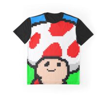 Toad (Looking Up) Graphic T-Shirt