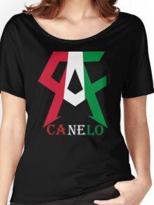 TEAM CANELO ALVARES BOXING MEXICO SAUL CANELO ALVAREZ Women's Relaxed Fit T-Shirt
