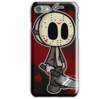 EMO- Jason iPhone Case/Skin