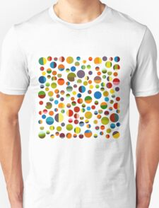 Found My Marbles Unisex T-Shirt
