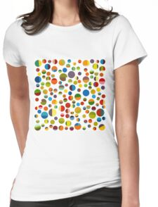 Found My Marbles Womens Fitted T-Shirt
