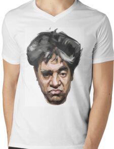 Pedro Almodovar Mens V-Neck T-Shirt