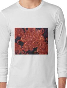 INTRICATE DESIGN Long Sleeve T-Shirt