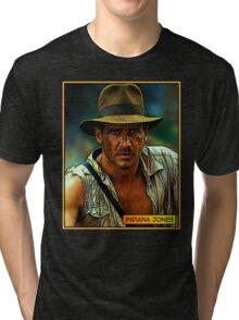 Doctor Jones Tri-blend T-Shirt