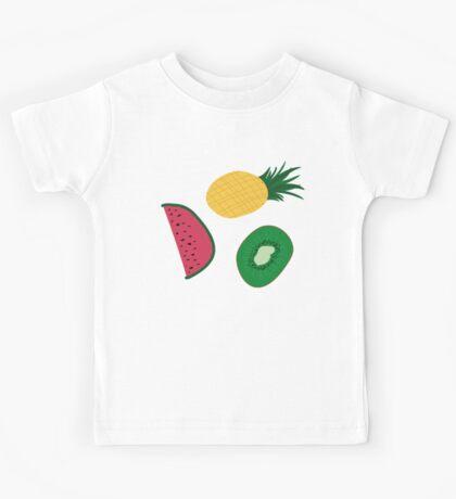 Fruit Repeat Kids Tee