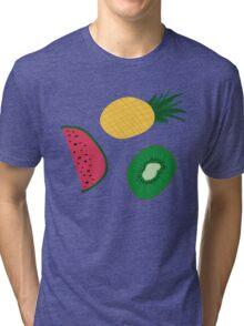 Fruit Repeat Tri-blend T-Shirt